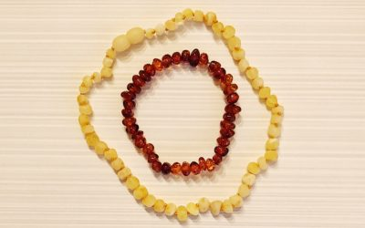 Amber Beads: Science or Hippie Hype?